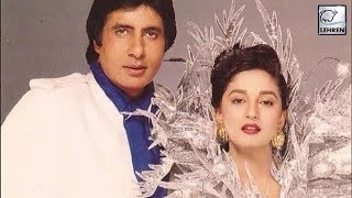 Why Madhuri Dixit Never Worked With Amitabh Bac...