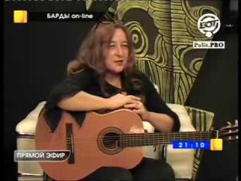 Валентина Гиндлер в гостях у Елены Гудковой