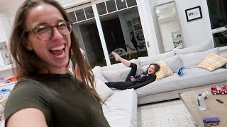Exclusive Colleen Footage!