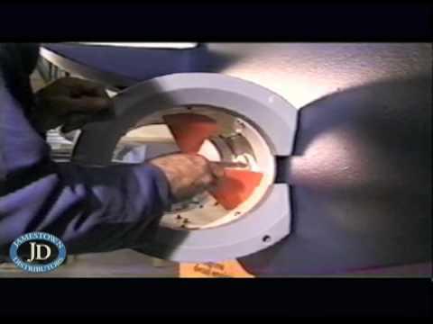 Vetus Stern Thruster Installation