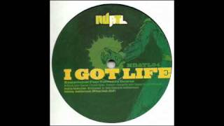 Kemetic Just - I Got Life (KZR