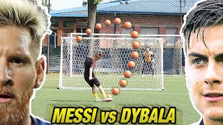 MESSI VS DYBALA - Fase A Gironi CHAMPIONS LEAGUE - Free Kick Tutorial