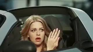 Юмор прикол (Блондинка за рулем)