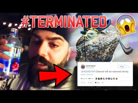 LIZARD SQUAD HACKED TERMINATED KEEMSTAR, IDUBBBZ, MR. REPZION, CONAN #TerminationApocalypse