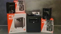Das Traumsetup!! JBL LSR305 Studio Monitore und LSR310S Subwoofer   FullReview   inkl. SOUNDTEST