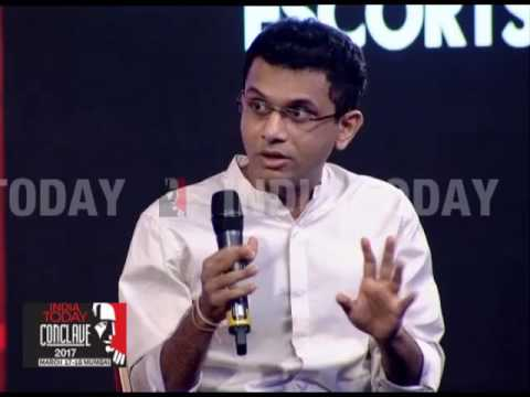 India Today Conclave 2017 | The Disruptors : Technology and Opportunity