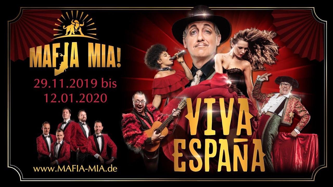 MAFIA MIA! - VIVA ESPAÑA