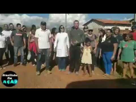 Ação Social Natal Minas na Comunidade Planaltina - GO