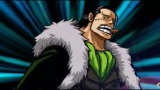 Fairy Tail Vs One Piece 0.9 - Crocodile - Game Show - Game Play - 2015 - HD