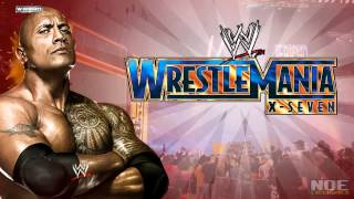 "WWE/WWF: WrestleMania 17 Theme Song - ""My Way"""