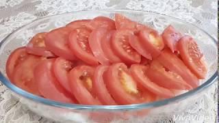 Филе пангасиуса с помидорами и сыром