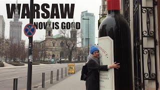 Бесплатный каток/Кофе за 4$/Как обмануть страховую? Варшава NOW IS GOOD #15