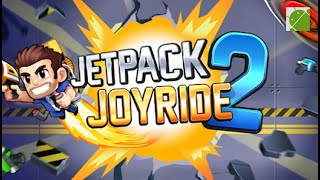 Jetpack Joyride 2 Bullet Rush - Android Gameplay FHD