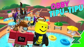 Fixed Escape The Waterpark Obby!! | Obby Tipu2 goods palsuuuu Kanade 😟 | Roblox Indonesia