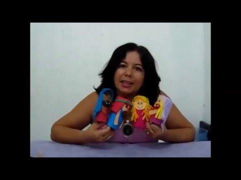 Bonecos Bíblicos De Rolos De Papel Arte E Artesanato Youtube