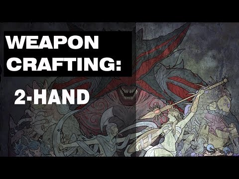 Path Of Exile [3.0], Crafting Physical 2 Handed Weapons Guide