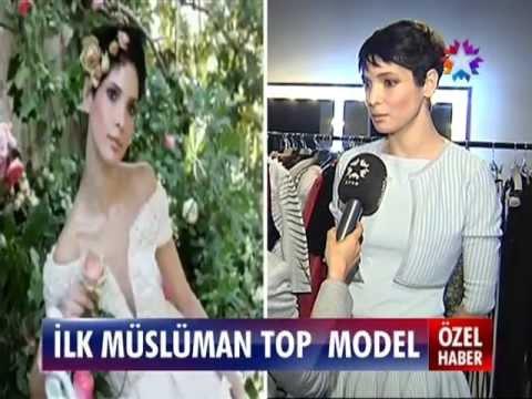 Top Model Hanaa Ben Abdesslem @ Star TV Türkiye