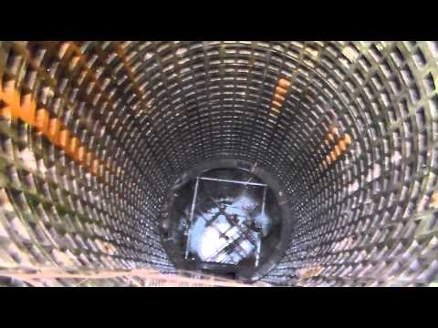 Epic ventilation of the subway in Kiev HD