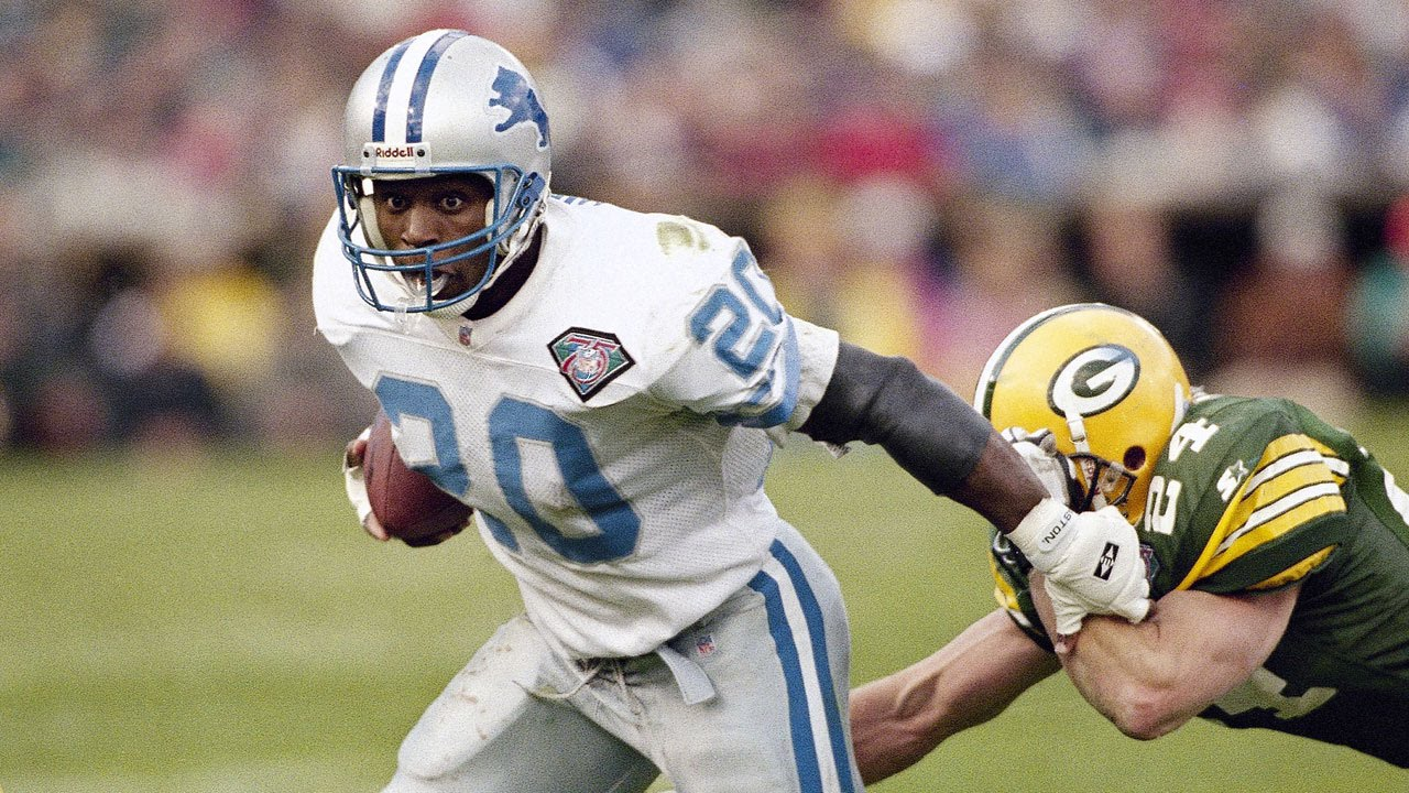 barry sanders - photo #17