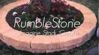 Pavestone Rumblestone™ Tree Ring