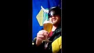 Pimp Whorehouse Assberry Ale. Review Beerzerker !