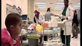Wounded in Benghazi are short on supplies 2017 Video