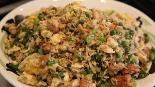 """"""" Quick Fried Rice """" Bajias Cooking"""