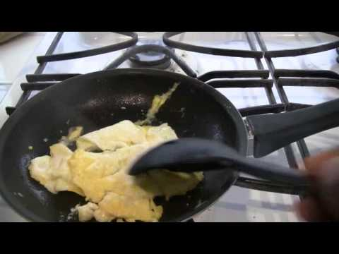 Quick Breakfast Eggs For Kids- (lower cholesterol)