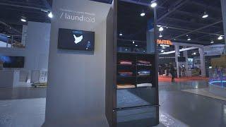 Laundroid laundry-folding robot