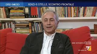 """Marco Travaglio: """"l'analisi Di Bossi è Sbagliata, Ha Vinto Matteo Salvini"""""""