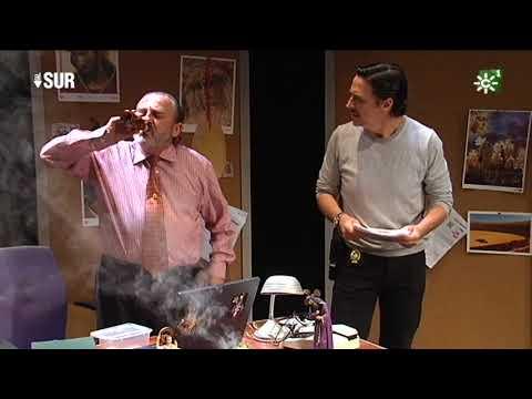 """Obra teatral """"El asesino de la regañá"""" en la Sala Cero (Sevilla)"""