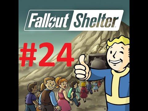 Fallout Shelter Как тащить в Фолаут Шелтер #24 | Приведения, ланч бокс и рад тараканы.