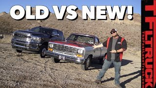 We Drive The Very First Dodge Ram Cummins EVER!