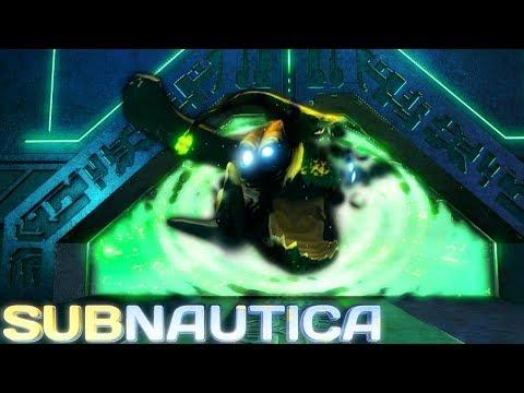 Subnautica - MAJOR EMPEROR ENDING UPDATE, CYCLOPS CHANGES & MARKIPLIER DOLL EFFECTS - Gameplay