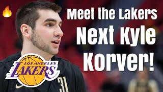 Meet the Los Angeles Lakers NEXT Kyle Korver! | Perfect Fit Next to LeBron James & Anthony Davis!
