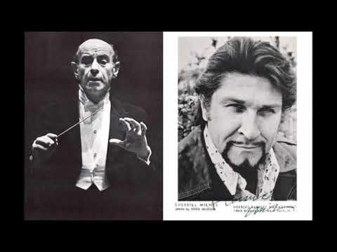 """Schönberg """"A Survivor From Warsaw"""" Sherill Milnes/Erich Leinsdorf"""