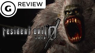 Resident Evil Zero HD - Review