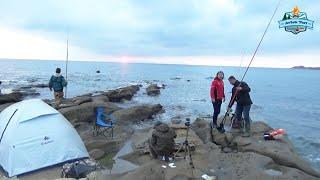 Çanakkale Geçilmez!! / Belgesel Tadında Kamp ve Balık Avı Macerası!!