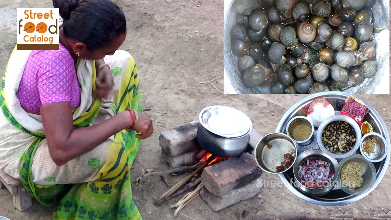 Village Food Factory How To Cook Snails Curry In India Street Food Catalog Youtube I did a gungi game : village food factory how to cook snails curry in india street food catalog