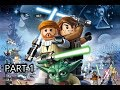 LEGO STAR WARS 3 THE CLONE WARS PART 1 - BATTLE OF GEONOSIS