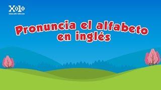 Abecedario en inglés - Pronunciación para niños - Videos Aprende
