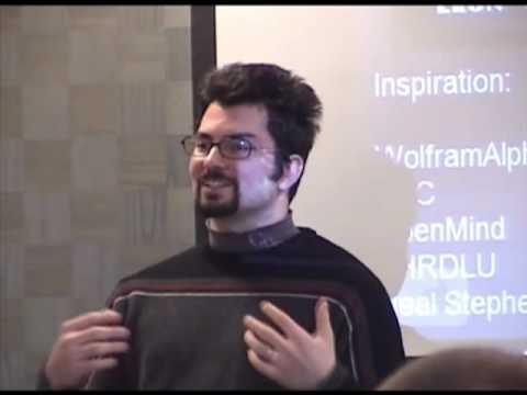 Chatbots 3.0 (sp1pt2/3) Robert Lockhart - Integrating Semantics and Empirical Language Data