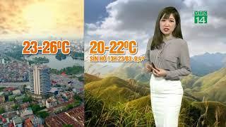VTC14   Thời tiết tổng hợp 23/03/2018   Nắng nóng và khô là chủ đạo tại tỉnh Tây Nguyên và Nam Bộ