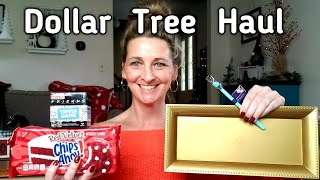 Dollar Tree Haul | All NEW Items | Trying Items/ Dec 2nd