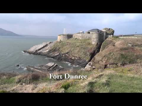 Dunree Fort      Dunree Point Donegal Ireland