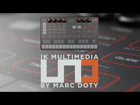 02-The IK Multimedia Uno- Part 2: Oscillators
