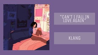 Cover images Love Alarm OST 좋아하면 울리는 OST KLANG 클랑   Can t I Fall in Love again