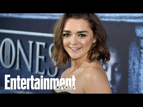 Maisie Williams Says Which Month 'Game Of Thrones' Returns | News Flash | Entertainment Weekly