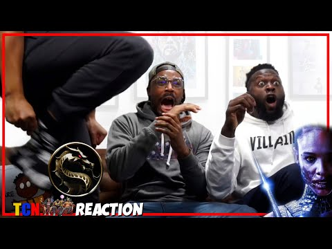 Mortal Kombat Red Band Reaction - The Cyber Nerds
