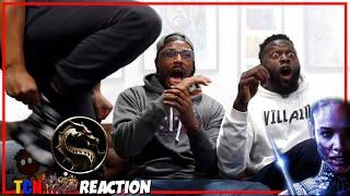 Mortal Kombat Red Band Trailer Reaction
